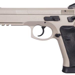CZ-USA CZ75 SP01T 9mm GREY 10RD