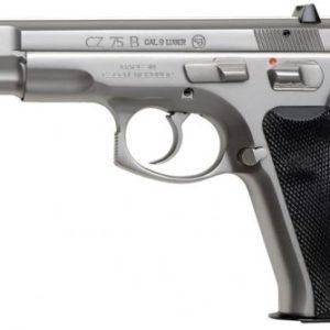 """CZ-USA 91128 CZ 75 B 16+1 9mm 4.6"""""""