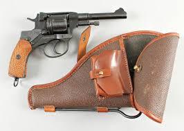 Nagant 1895 Revolver with Holster