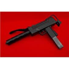 Spectacular Ingram Mac-10 M10 9mm