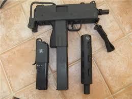 MAC M10 M-10 SMG 45 ACP Transferable