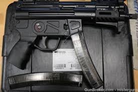 PTR Industries 9KT 9mm MP5 MP5K SP5K