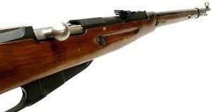 Mosin-Nagant 7.62x54R Military Rifle