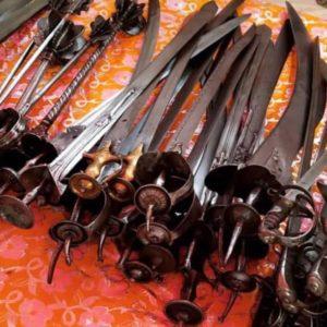 Dragon King Japanese battle swords