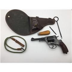 Nagant Revolver Tula 7.62x38mm