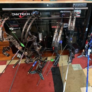 Bowtech RECKONING 35 ROTATING MOD 26-31 inches for Sale