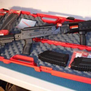 Kalashnikov KS-12 Komrad 12ga Semi auto/Pistol