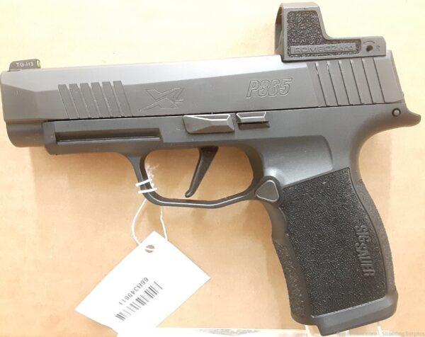 Sig Sauer P365XL Compact 9mm