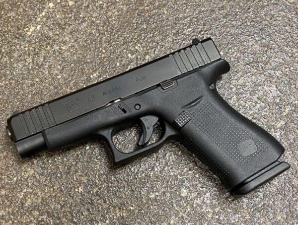 Glock G48 Compact 9mm