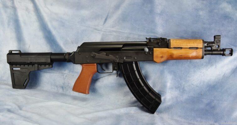 AK-47 Enhanced Draco Pistol