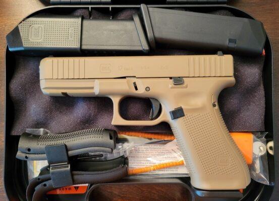 Buy Glock 17 Gen5 9mm
