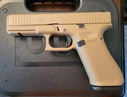 Comprar Glock 17 Gen5 9mm