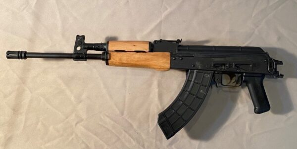 Paratrooper sidefolder AK47